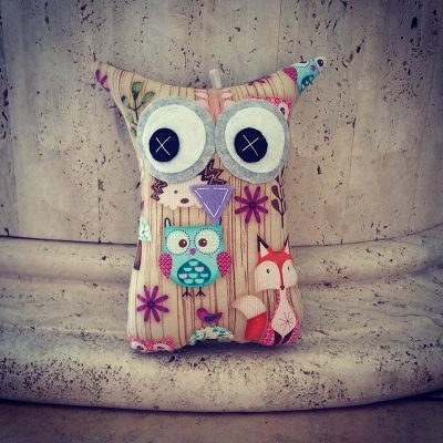 Wood & Owl Design | 18cm Owl