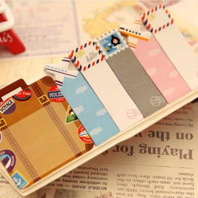 Travel Post-it Notes