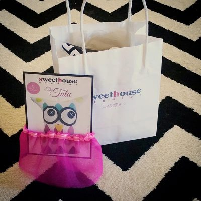 """The Tutu"" Owl Accessories"