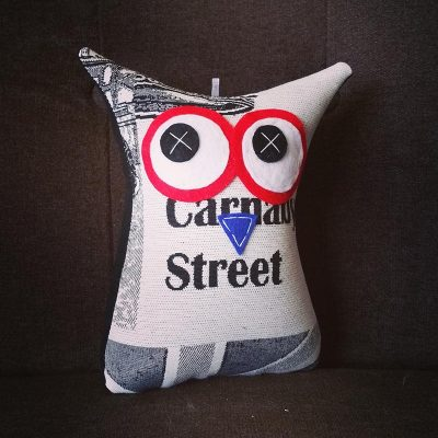 London Carnaby Street | 18cm Owl