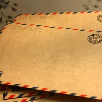 Vintage Envelopes | Pk of 10